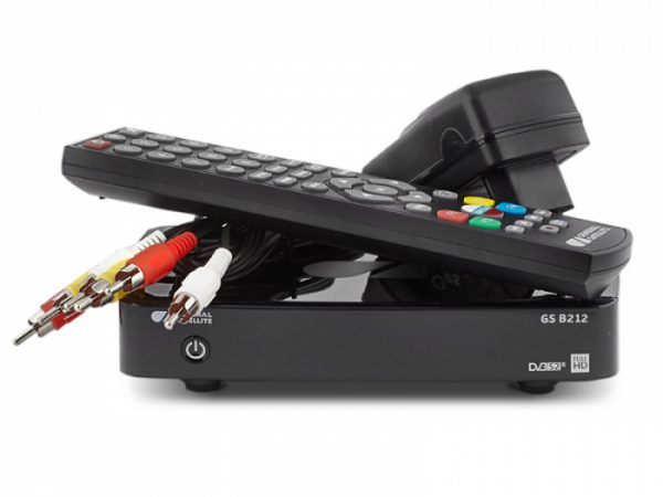 Ресивер Триколор ТВ Full HD B212 без доставки