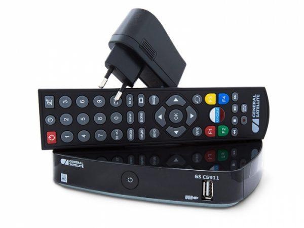 Ресивер Триколор ТВ Full HD C5911 без доставки