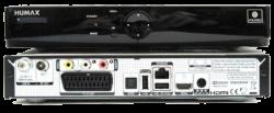 Ресивер НТВ плюс Humax VAHD-3100S с установкой