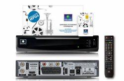 Ресивер НТВ плюс Opentech HD OHS1740V с установкой
