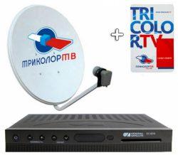 Комплект Триколор тв Full HD GS U210 с установкой