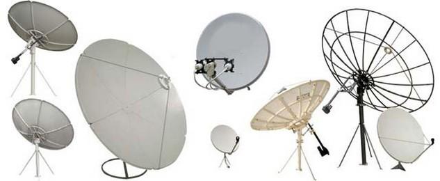 Как выбирать спутниковую антенну?