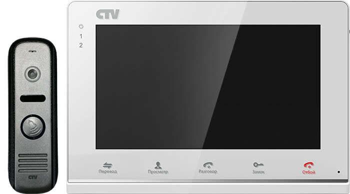 Домофон CTV